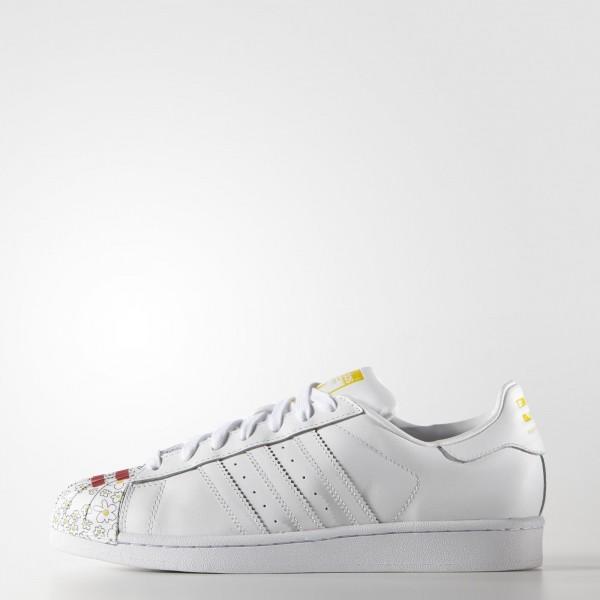 adidas Homme Originals Superstar Pharrell Supershe...