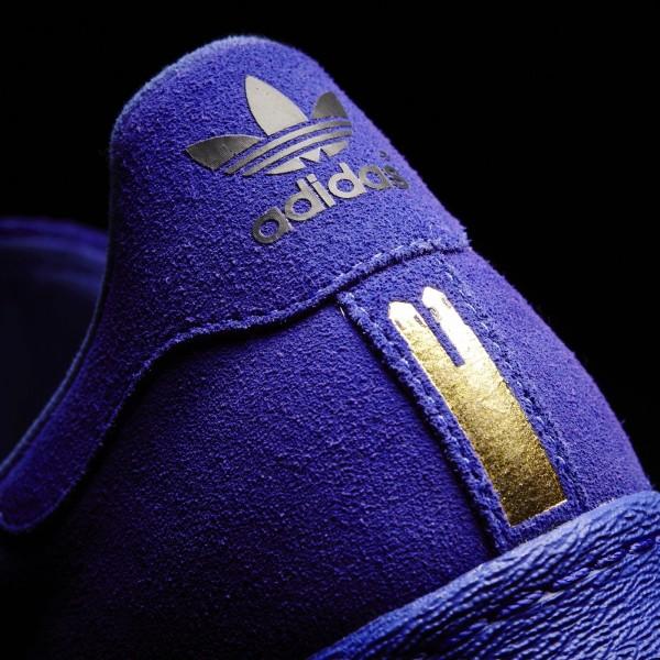 adidas Homme Originals Superstar 80s City Series (B32663) - Night Flash / Night Flash / Night Flash