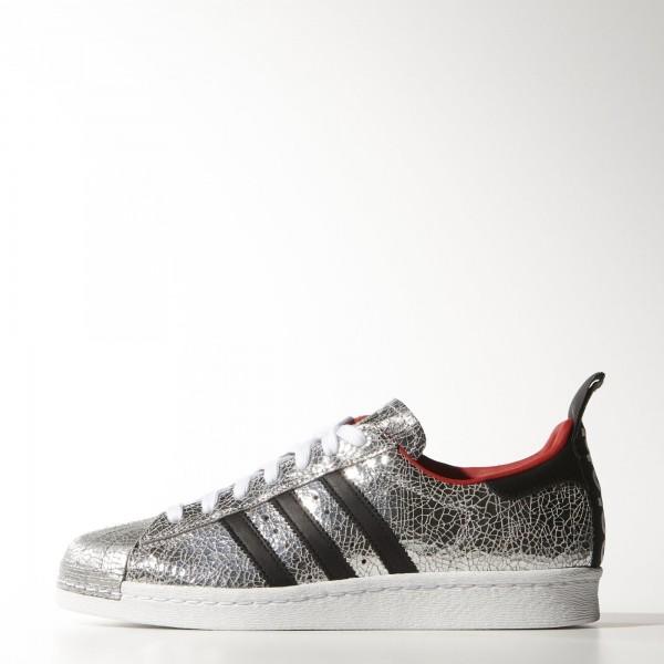 adidas Originals HYKE Superstar (B35757) - Supplier Couleur / Supplier Couleur / Chalk blanc -Unisex