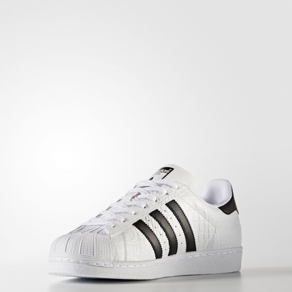 adidas Originals Superstar (BZ0198) - Footwear blanc/Core Noir -Unisex