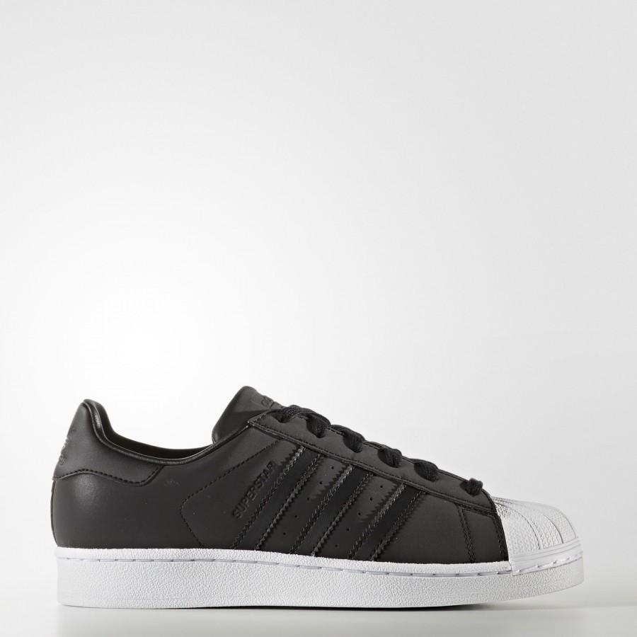 adidas Femme Superstar | Core Noir/Footwear blanc | BY9176