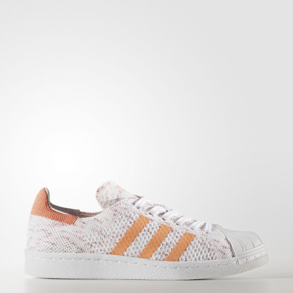 adidas Femme Originals Superstar 80s Primeknit (BY...