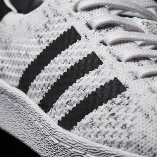 adidas Femme Originals Superstar 80s Primeknit (BY2127) - Footwear blanc/Core Noir/gris One