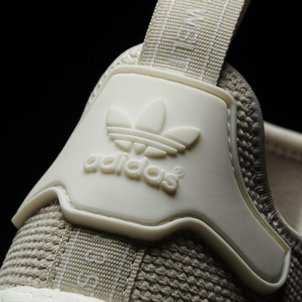 adidas Femme Originals NMD_R1 (S76007) - Talc/Off blanc/ blanc -Unisex