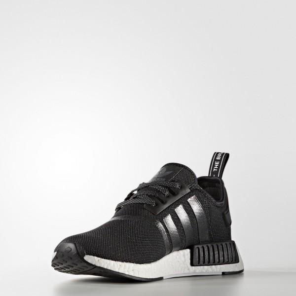 adidas Originals NMD_R1 (S31505) - Core Noir/Core Noir/ blanc -Unisex