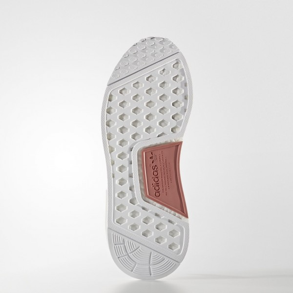 adidas Femme Originals NMD_XR1 (BB3686) - Clear Onix/Ch Solid gris/Raw Rose