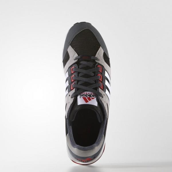 adidas Femme Originals EQT Running Cushion 93 (S79126) - Core Noir/blanc/rouge