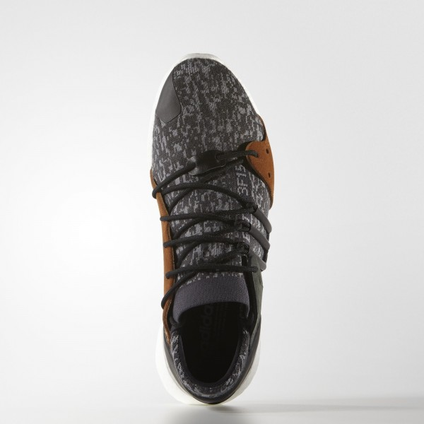 adidas Homme Originals EQT 3/3 F15 Primeknit(AQ5269) - Core Noir/Dark gris/Dust Rust