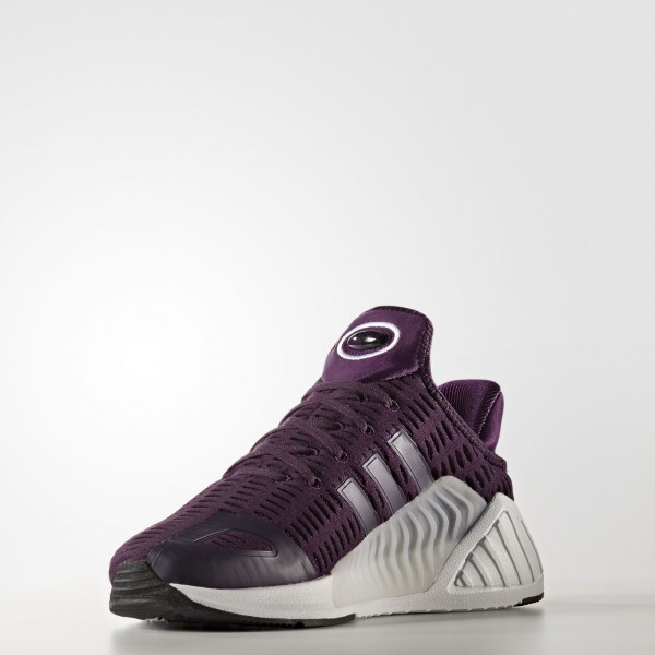 adidas Femme Originals Climacool 02.17 (BY9295) - rouge Night /rouge Night /Footwear blanc