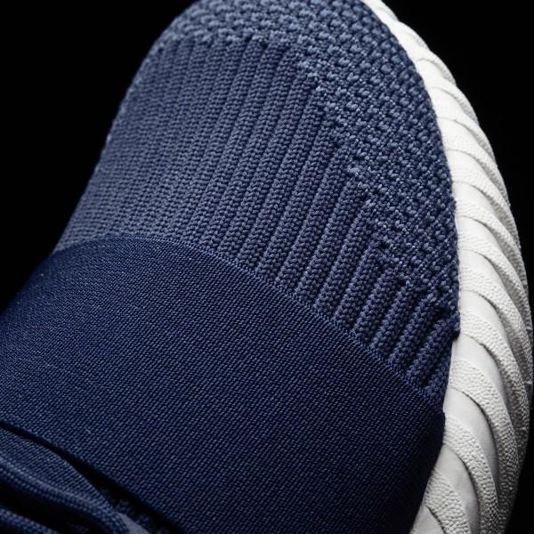 adidas Homme Originals Tubular Doom Primeknit (S80103) - Dark marron/Night Marine/Vintage blanc