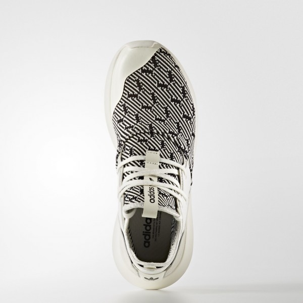 adidas Femme Originals Tubular Entrap (S76547) - Off blanc/Off blanc/Core blanc