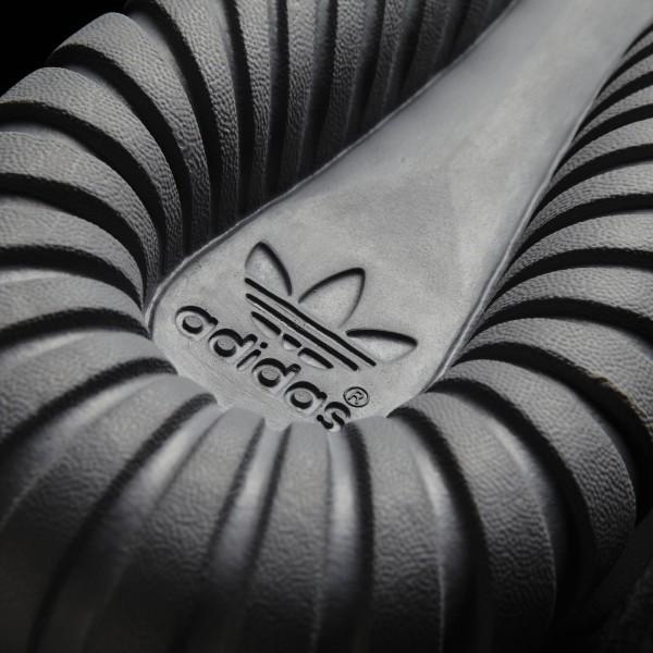 adidas Originals Tubular Radial (S76718) - Ch Solid gris/Ch Solid gris/Vintage blanc -Unisex