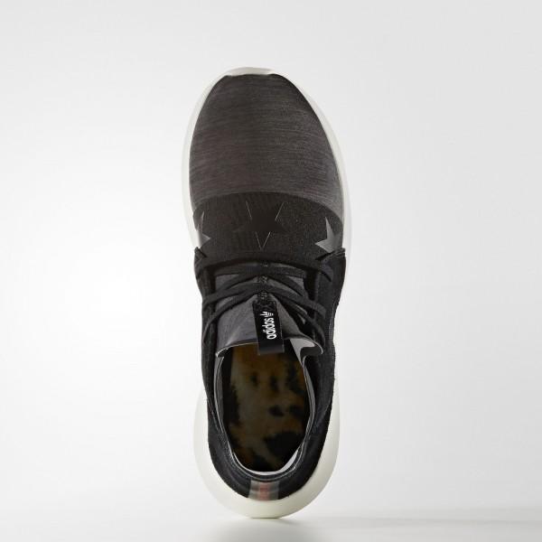 adidas Femme Originals Tubular Defiant (S80291) - Core Noir/Core Noir/Off blanc