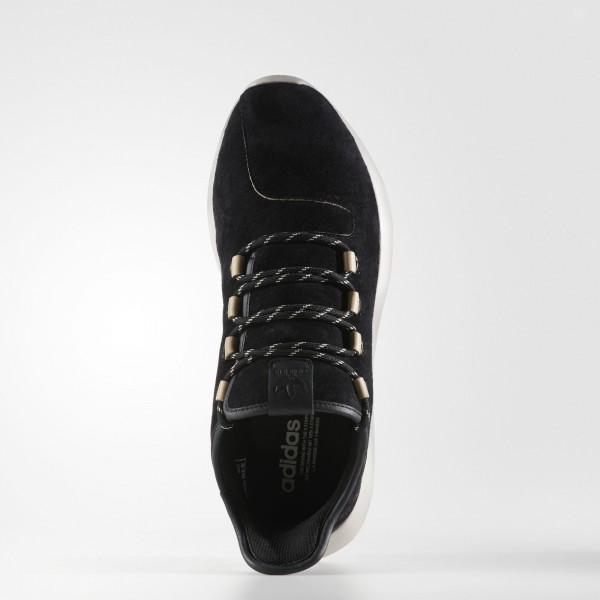 adidas Homme Originals Tubular Shadow (BY3568) - Core Noir/Core Noir/Clear marron