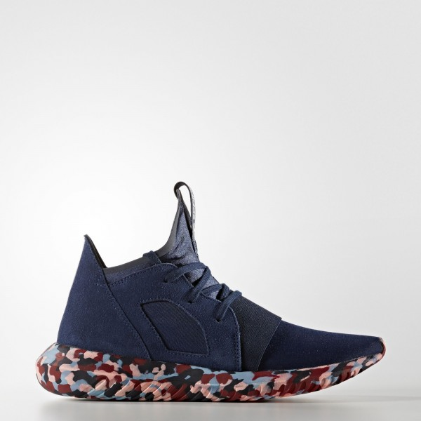 adidas Femme Originals Rita Ora Tubular Defiant (S80293) - Night Indigo/Night Indigo/ blanc