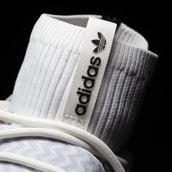 adidas Originals Tubular Doom Primeknit (S80509) - Vintage blanc/Lgh Solid gris/Core Noir -Unisex
