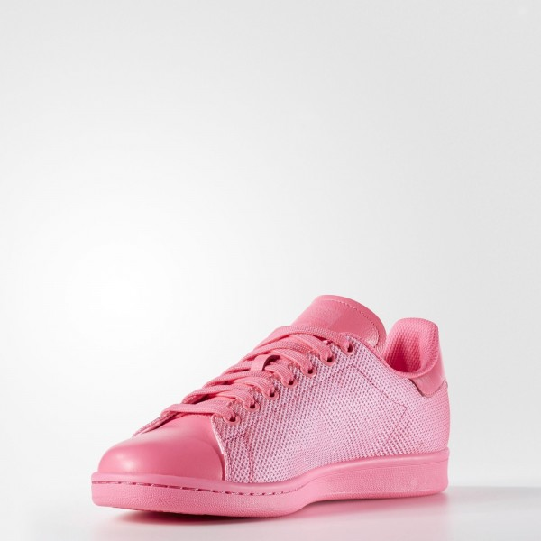 adidas Originals Stan Smith (BB4997) - Solar Rose/Solar Rose/Solar Rose -Unisex