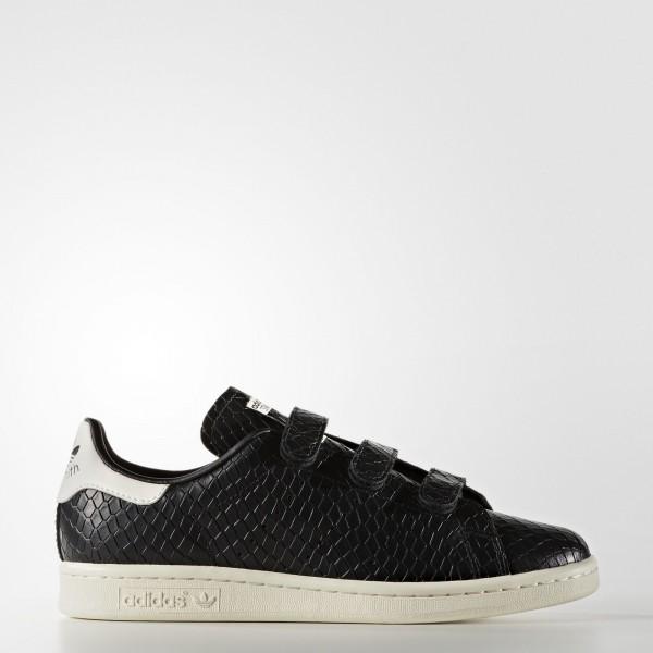 adidas Femme Originals Stan Smith (S32170) - Core Noir/Core Noir/Off blanc