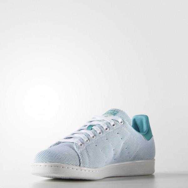 adidas Homme Originals Stan Smith (S81875) - Shock vert/blanc/Shock vert