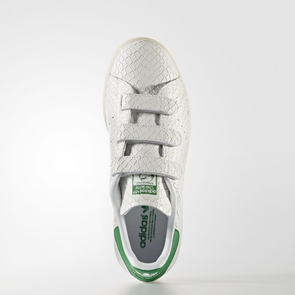 adidas Femme Originals Stan Smith (S32171) - blanc/ blanc/vert