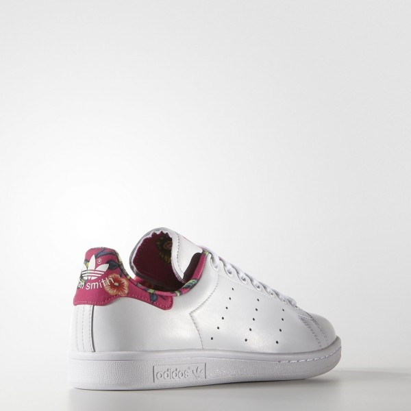 adidas Femme Originals Stan Smith (S75564) - blanc/Ray Rose
