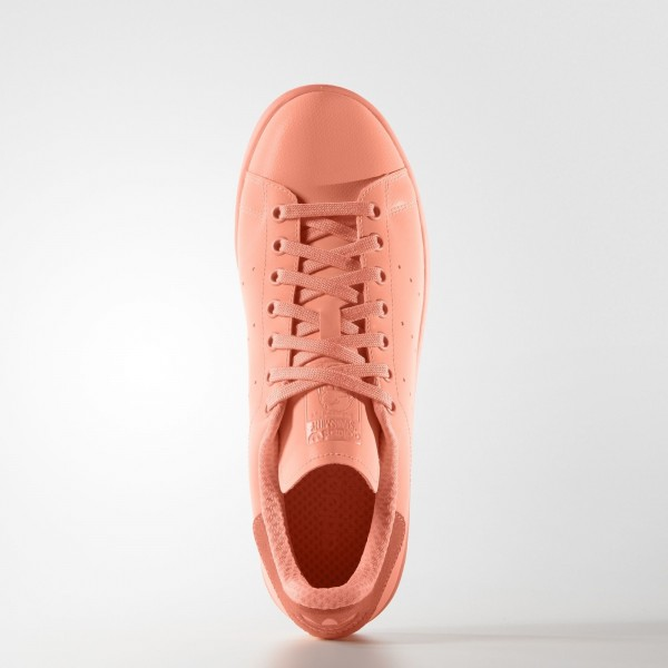 adidas Homme Originals Stan Smith (S80251) - Sun Glow/Sun Glow