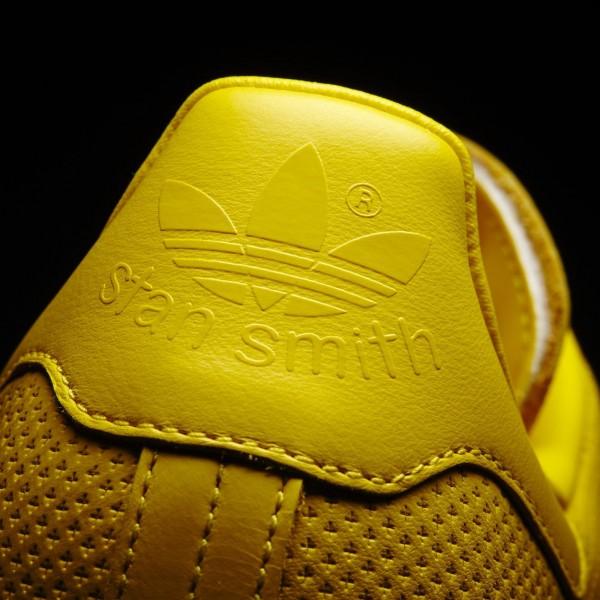 adidas Originals Stan Smith (S80247) - Jaune -Unisex