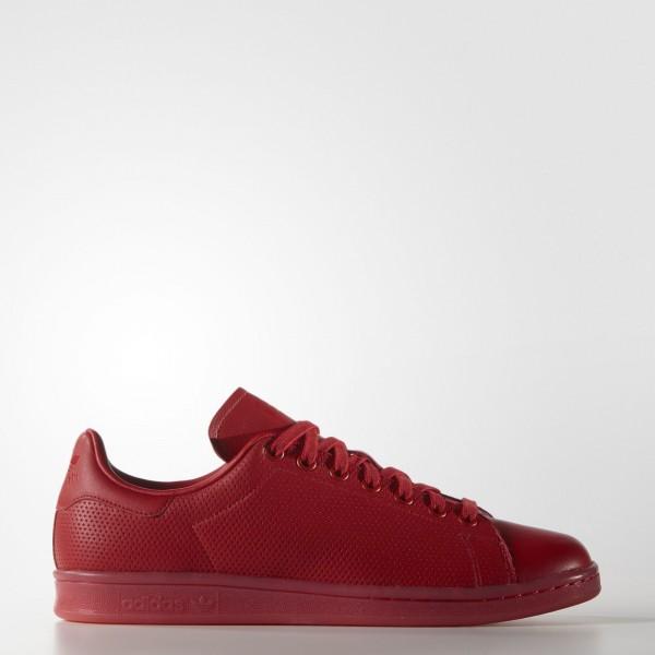 adidas Originals Stan Smith (S80248) - Scarlet/Scarlet/Scarlet -Unisex
